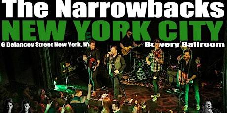 The Narrowbacks tickets