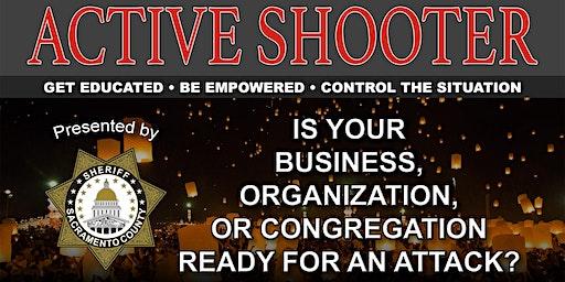 Active Shooter/Work Place Violence Seminar