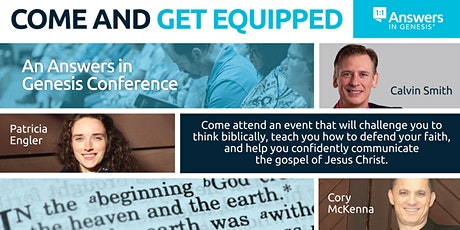 Answers In Genesis Conference (Windsor) tickets