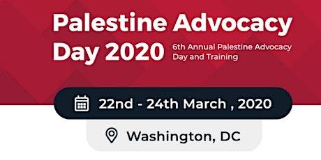 DC AMP Palestine Advocacy Day 2020 tickets