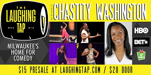 Chastity Washington at The Laughing Tap