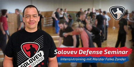 Intensiv-Training mit Falko Zander in Berlin tickets