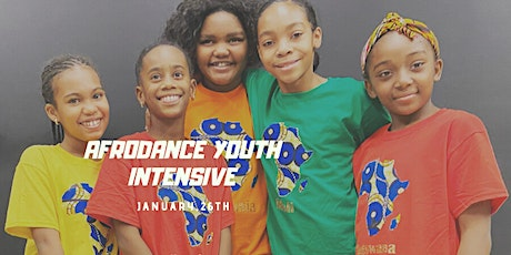 AfroDance Intensive Youth Program tickets