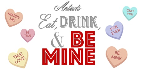 """Antun's Presents the """"Eat, Drink, & Be Mine"""" Cocktail Party tickets"""