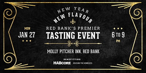 New Year, New Flavour 2020: Red Bank's Premier Tasting Event