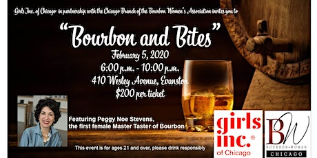Bourbon Tasting with Peggy Stevens tickets