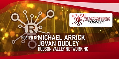 Free Hudson Valley Rockstar Connect Networking Event (February, NY) tickets