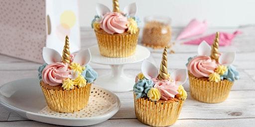 Magical Unicorn Cupcake Workshop