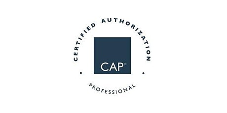 Atlanta, GA | Certified Authorization Professional (CAP), Includes Exam  tickets