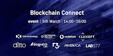 Blockchain Connect - March 2020 tickets