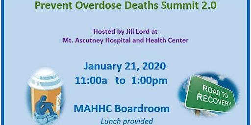 Prevent Overdose Deaths Summit 2.0