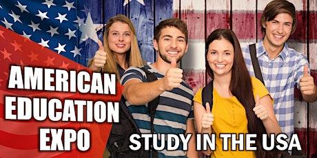 American Education Event in HCMC, Vietnam tickets