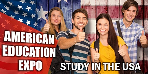 American Education Event in HCMC, Vietnam