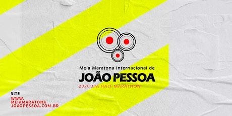 MEIA MARATONA INTERNACIONAL DE JOÃO PESSOA - 2020 ingressos