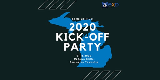 2020 eXp Michigan Kick-Off Party!