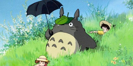 Anime! at the Revue: MY NEIGHBOR TOTORO (1988) tickets
