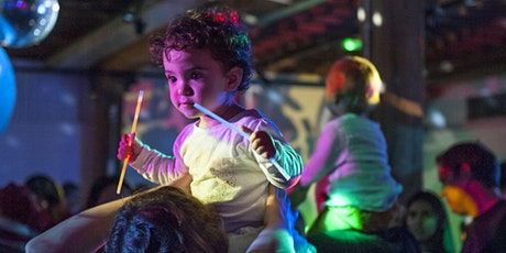 Big Fish Little Fish x Camp Bestival WATFORD 'Lights, Camera, Action' Family Rave DJ Freestylers 29 Mar tickets