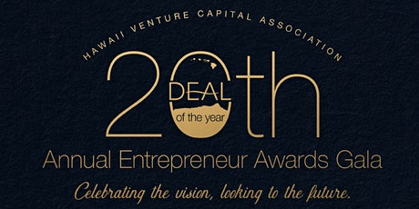 20th Annual HVCA Deal & Entrepreneur of the Year Awards tickets