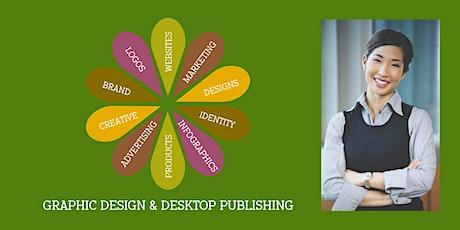 Graphic Design & Desktop Publishing tickets