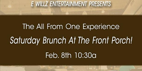 Saturday Brunch At The Front Porch! tickets