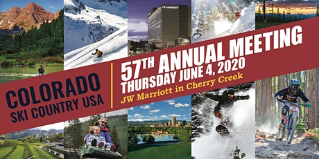 Colorado Ski Country USA 57th Annual Meeting tickets