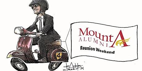 Mount Allison Reunion 2020 – Reunion Class All-Inclusive Registration tickets