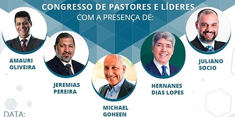 BASE Network - Conferência de Pastores e Líderes ingressos