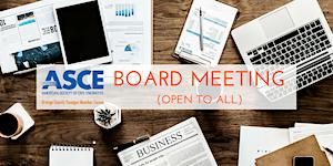 ASCE OC YMF - Jan. 2020 Board Meeting at LSA Irvine...