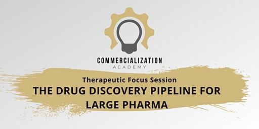 Commercialization Academy: The Drug Discovery Pipeline for Large Pharma