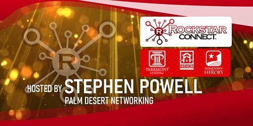 Free Palm Desert Rockstar Connect Networking Event (January, Coachella Valley)