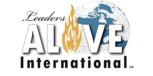 2020 Leaders Alive Leadership Conference