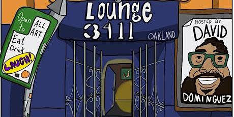 Lounge 3411 Open Mic