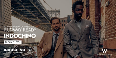 Runway Ready ft. Indochino tickets