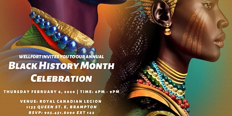 ROOTS: Building Stronger Together- A Black History Month Celebration tickets