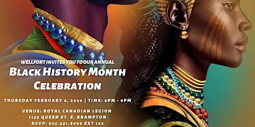 ROOTS: Building Stronger Together- A Black History Month Celebration
