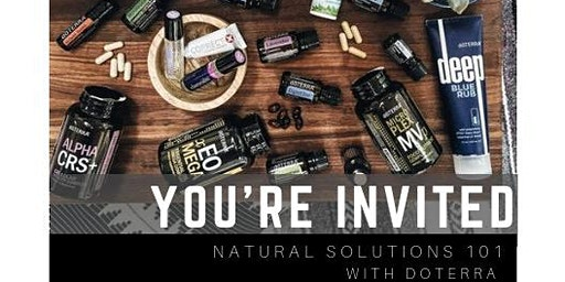 Essential Oil Basics Workshop: Learn how to feel better Naturally [PAIN MANAGEMENT FOCUS] (1/22)