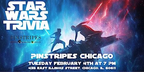 Star Wars Trivia at Pinstripes Chicago tickets
