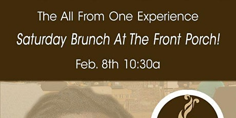 Saturday Brunch at The Front Porch tickets