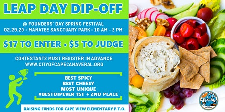 Cape Canaveral Leap Day Dip-Off tickets