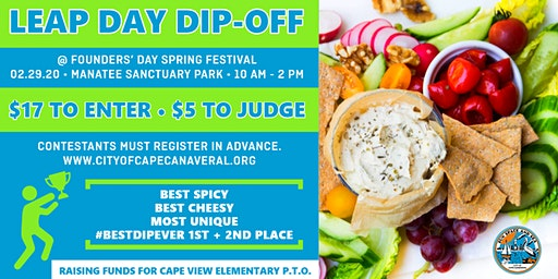 Cape Canaveral Leap Day Dip-Off