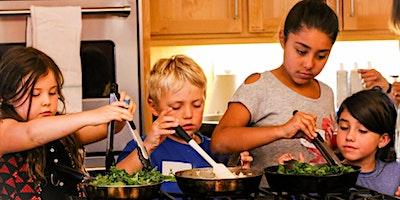 Spring Break Camp: Get growing, get cooking! (Ages 8-11)