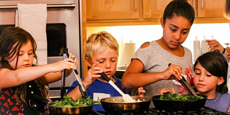 Spring Break Camp: Get growing, get cooking! (Ages 8-11) tickets