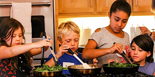 Spring Break Camp: Get growing, get cooking! (Ages 8-11)