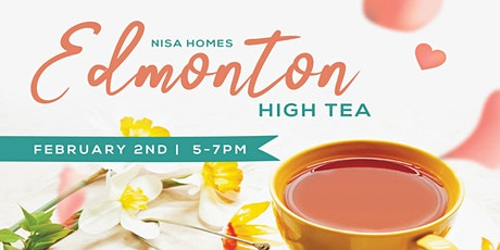 Nisa Homes Edmonton: High Tea tickets