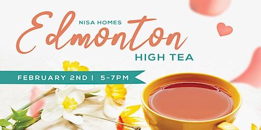 Nisa Homes Edmonton: High Tea