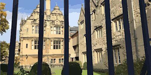 Uncomfortable Oxford - The Original Tour