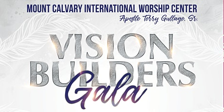 Vision Builders Gala tickets