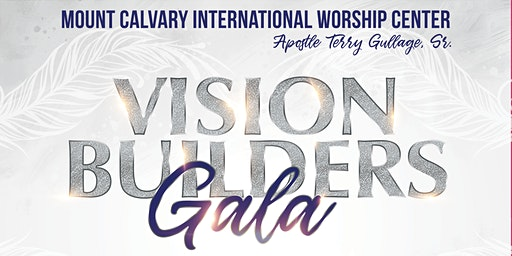 Vision Builders Gala