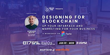 Bitcoin Bay Workshop: Designing for Blockchain tickets
