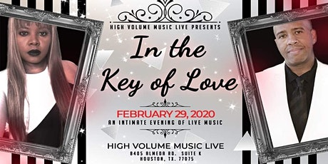 """In the Key of Love, with Mecca Mesche't & Jeff """"EQ"""" tickets"""